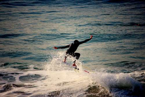 people guy surfing sport board