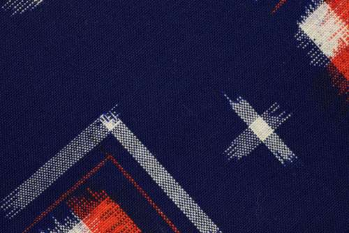 line pattern print modern fabric
