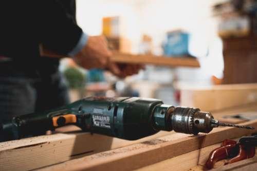 craftsman drill wood carpenter joiner