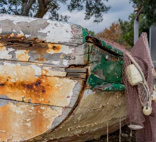 boat shipwreck background shoreline seascape
