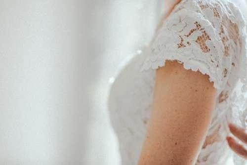 bride wedding day woman female
