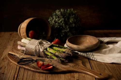 rustic vegetables ingredients food fresh