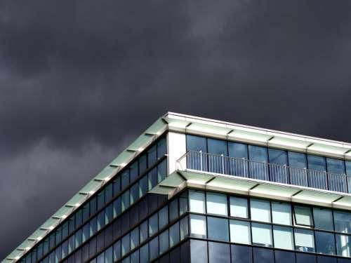 building windows architecture balcony sky