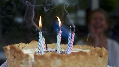 birthday cake food dessert candle