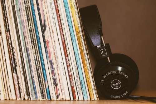 headphones music song foam playlist
