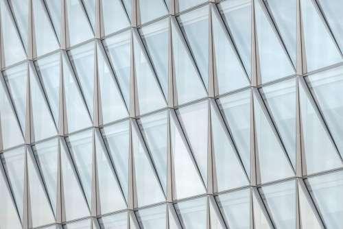 architecture glass design building structure