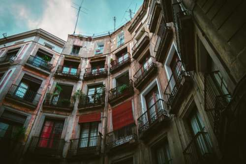 architecture building infrastructure design window
