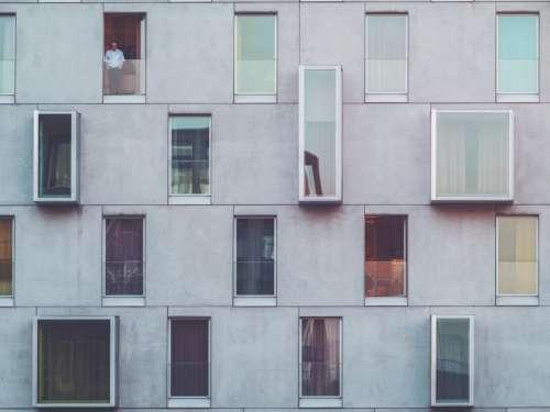 architecture building infrastructure facade window