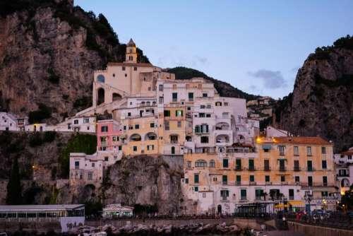 architecture building infrastructure design amalfi
