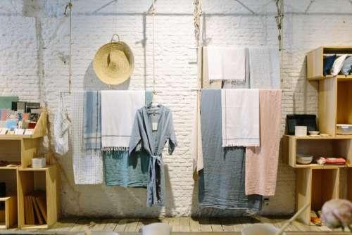 interior design wall clothing furniture