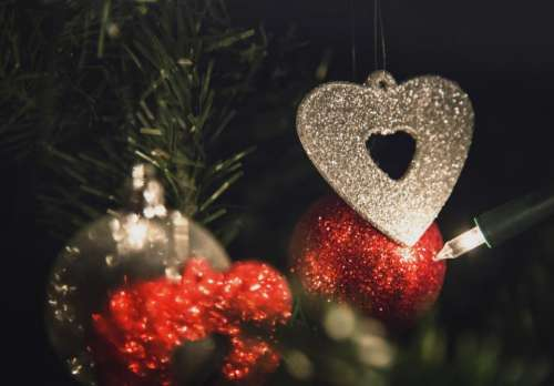christmas ornaments decorations tree lights