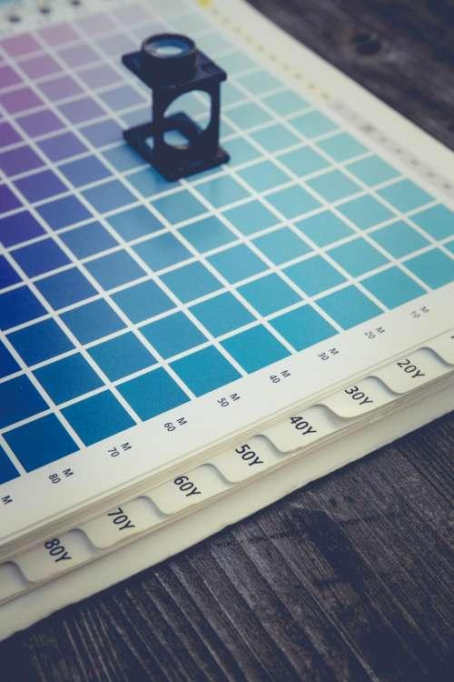 colors colours palette swatch painting