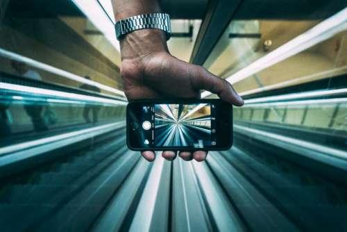 hand watch capture camera phone