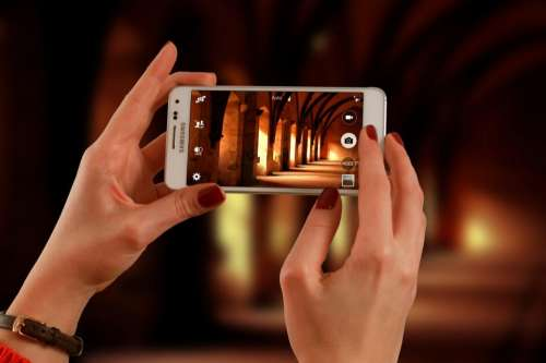 samsung smartphone camera picture photo