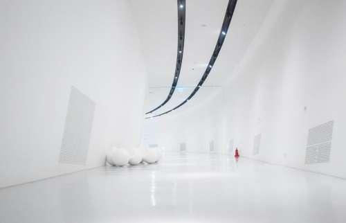 architecture building infrastructure design white
