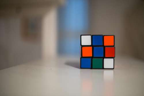 rubiks cube game fun entertainment colors