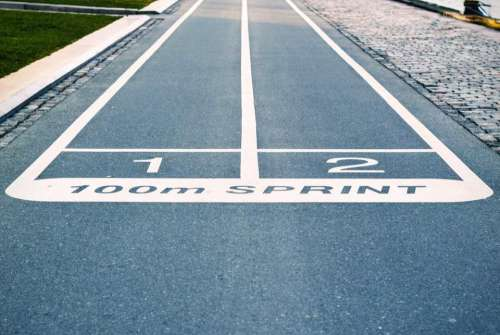 track track and field sports fitness race