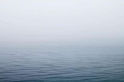 sea ocean water calm nature