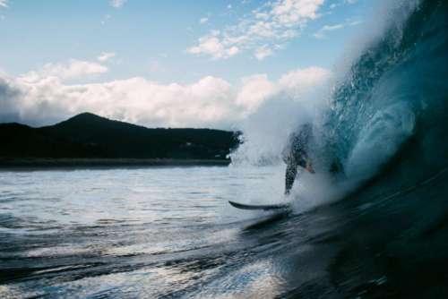 people guy surfing sport board