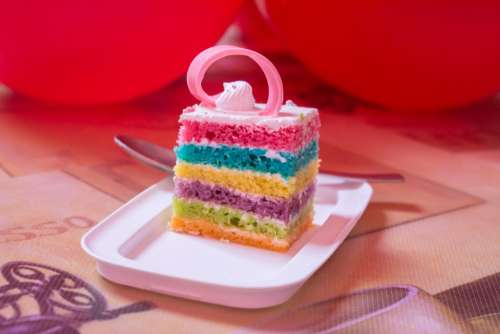cakes cake birthday cake birthday rainbow cake