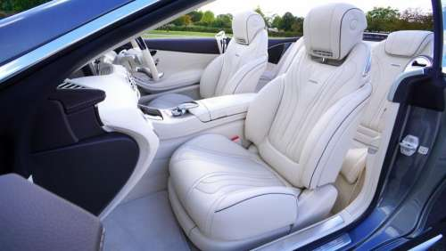car vehicle luxury interior white