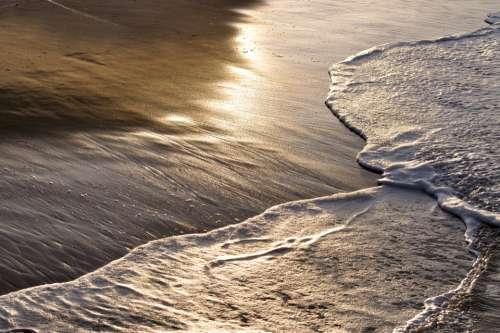 sand ocean beach sea coast