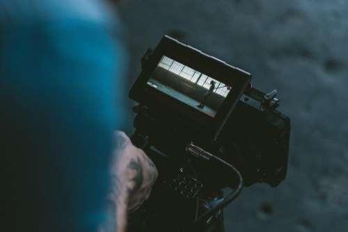 video camera optics photography filmmaking