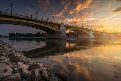 architecture building infrastructure bridge sea