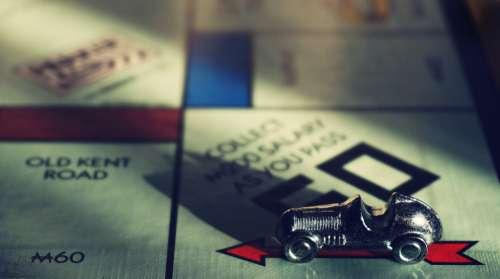 monopoly board game board games UK go