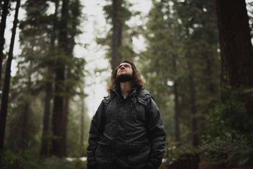 people man beard nature landscape
