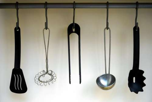 house home kitchen cooking utensils