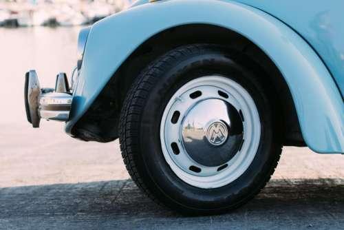 transportation bug volkswagen car wheel