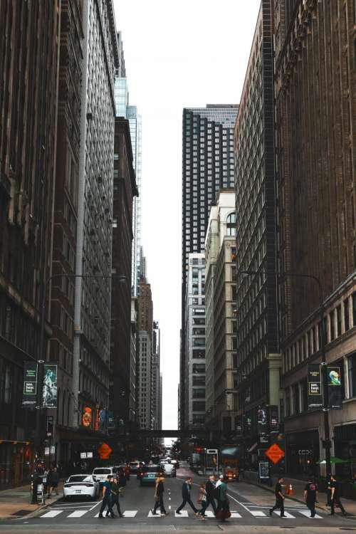urban city architecture building establishment