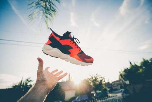 shoes sunshine sunlight sunrise sunset