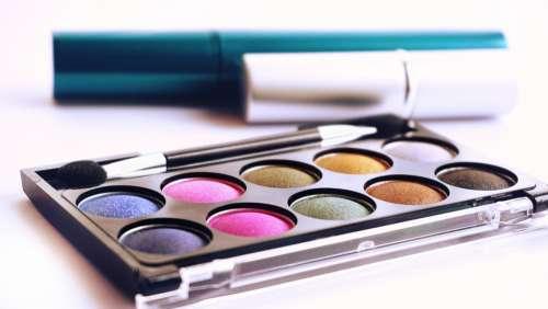 cosmetics makeup make up eyeshadow eyeshadow pallet