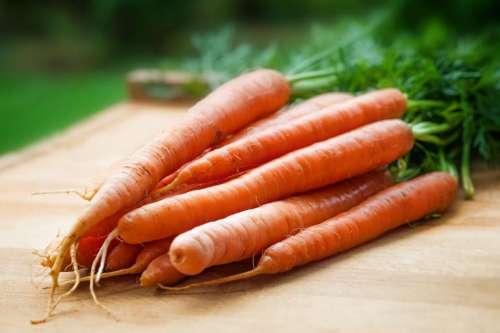 orange vegetable carrot food healthy
