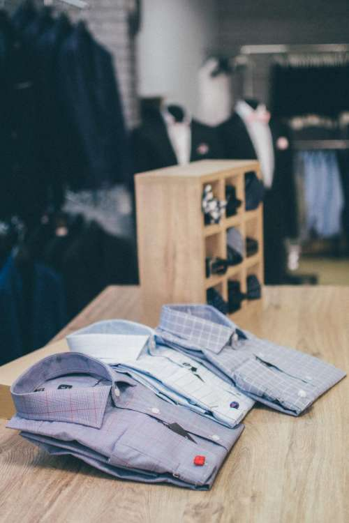 dress shirts fashion clothes suits store
