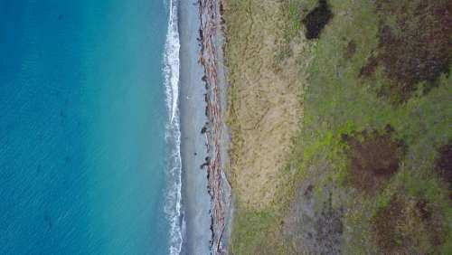 nature landscape water ocean sea