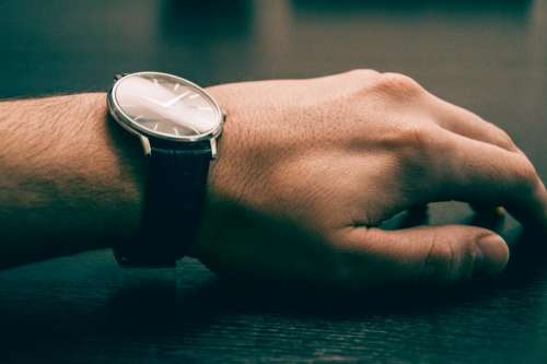 watch hands fashion accessory objects