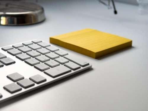 keyboard corporate office desk business