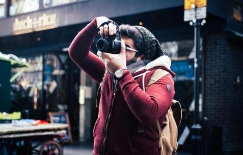 people man camera photography photographer