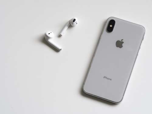 iphone airpods ios mobile phone