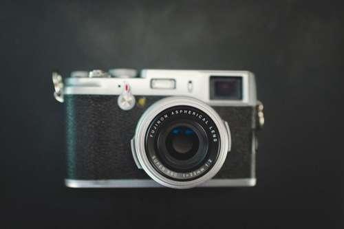 camera lens black photography flash