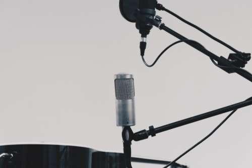 microphone equipment technology radio audio
