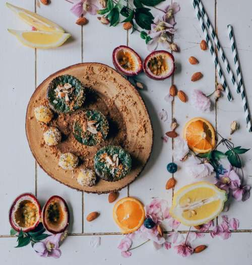 lifestyle food fruits oranges lemon