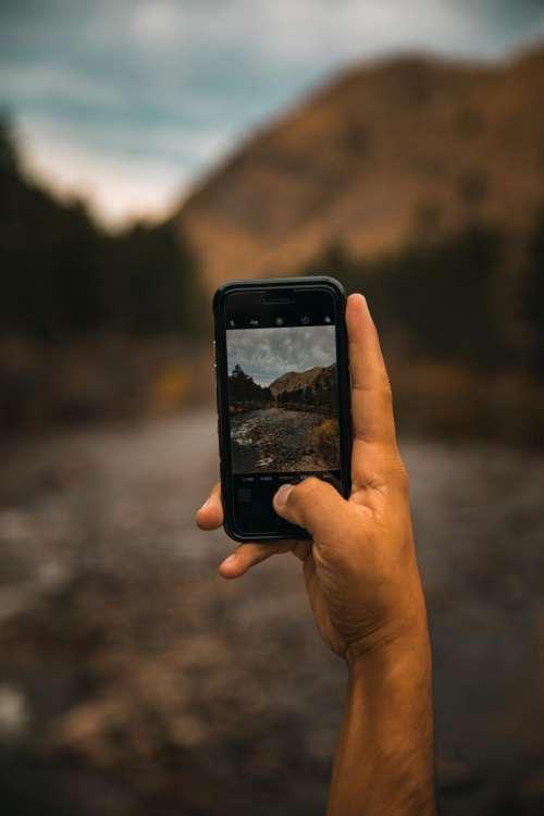 camera smartphone photography touchscreen gadget