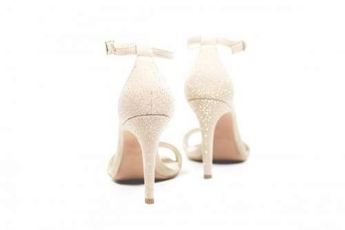 heel white shoe footwear fashion