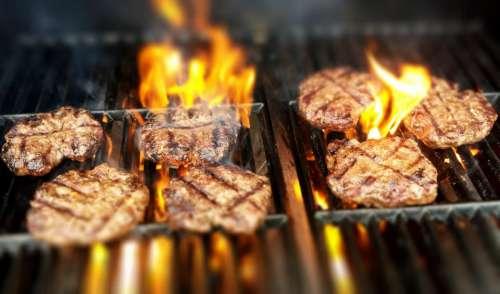burger food grill cook steak