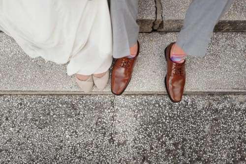 shoe footwear man woman wedding