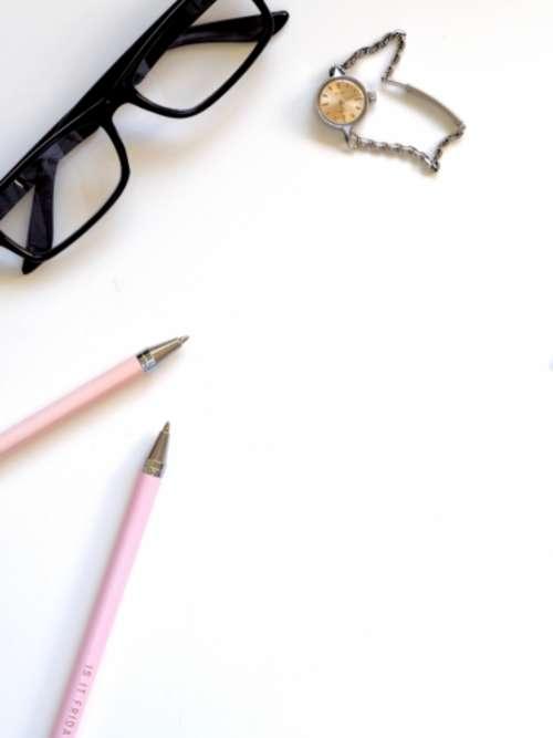 glasses pens watch chain jewellery